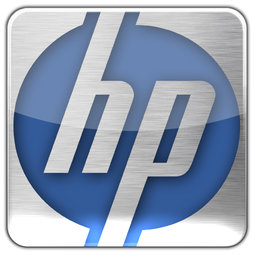 Hp Logo Icon image #24681 - Hp PNG