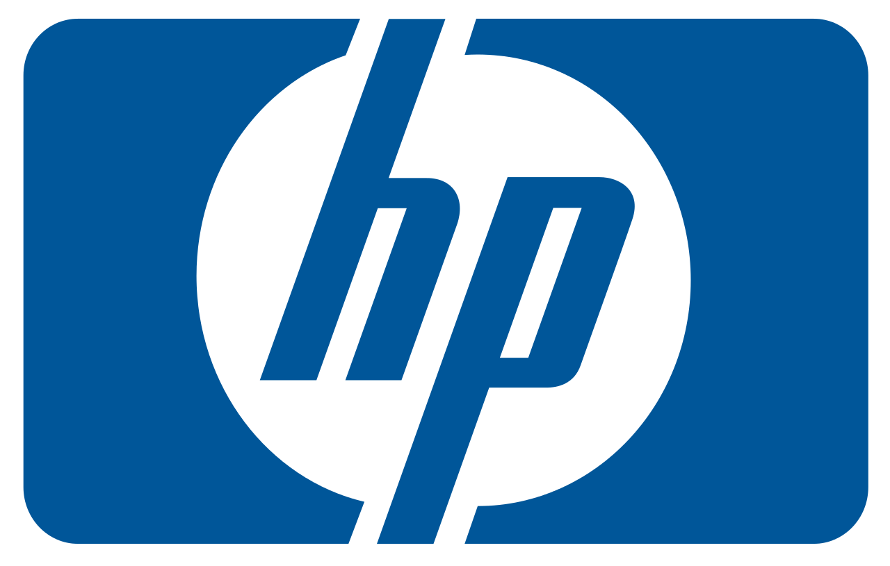 png 1280x815 Hp logo no background - Hp PNG