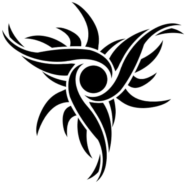 http://waktattoos pluspng.com/large/Capricorn_tattoo_337.png. Tribal Sun TattoosFlame  PlusPng.com  - Tribal Tattoos PNG