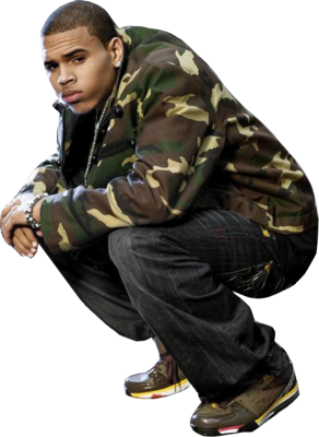 Chris Brown PNG - 6406