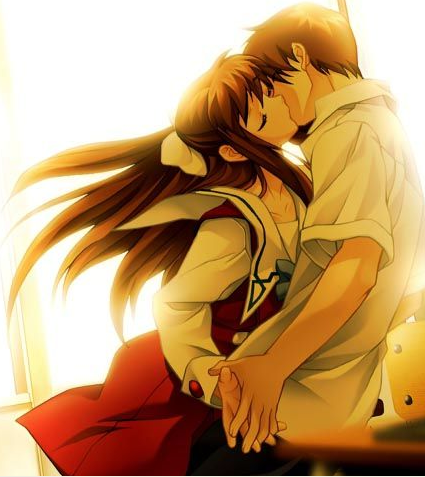 Hug And Kiss PNG - 69332
