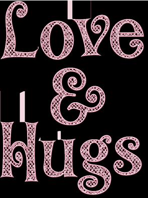 Hug And Kiss PNG - 69318