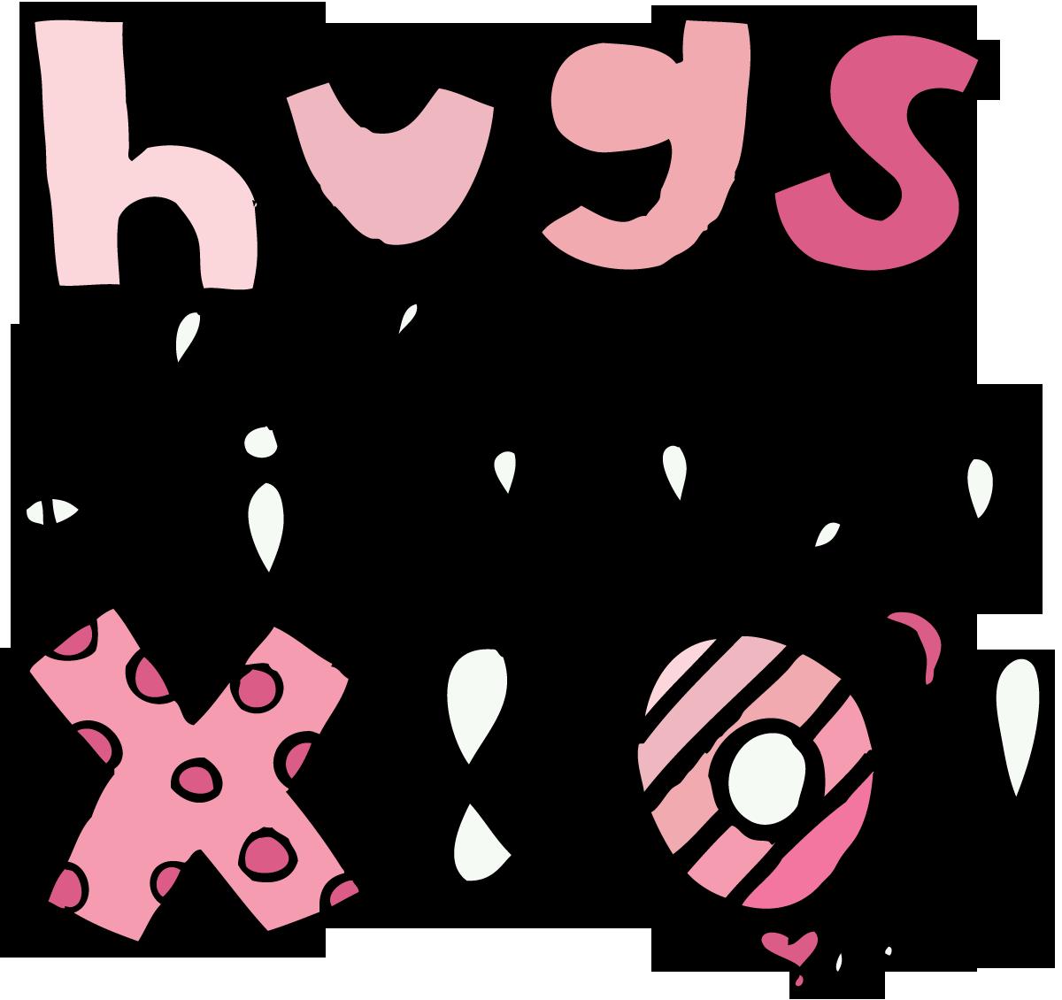 Hug And Kiss PNG - 69317