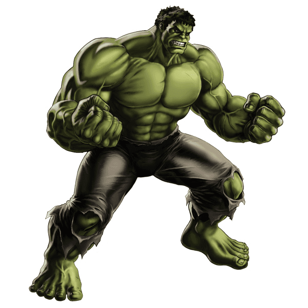 Hulk HD.png - Hulk HD PNG