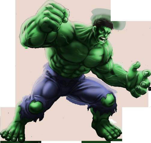 Hulk-Savage-iOS.png - Hulk HD PNG