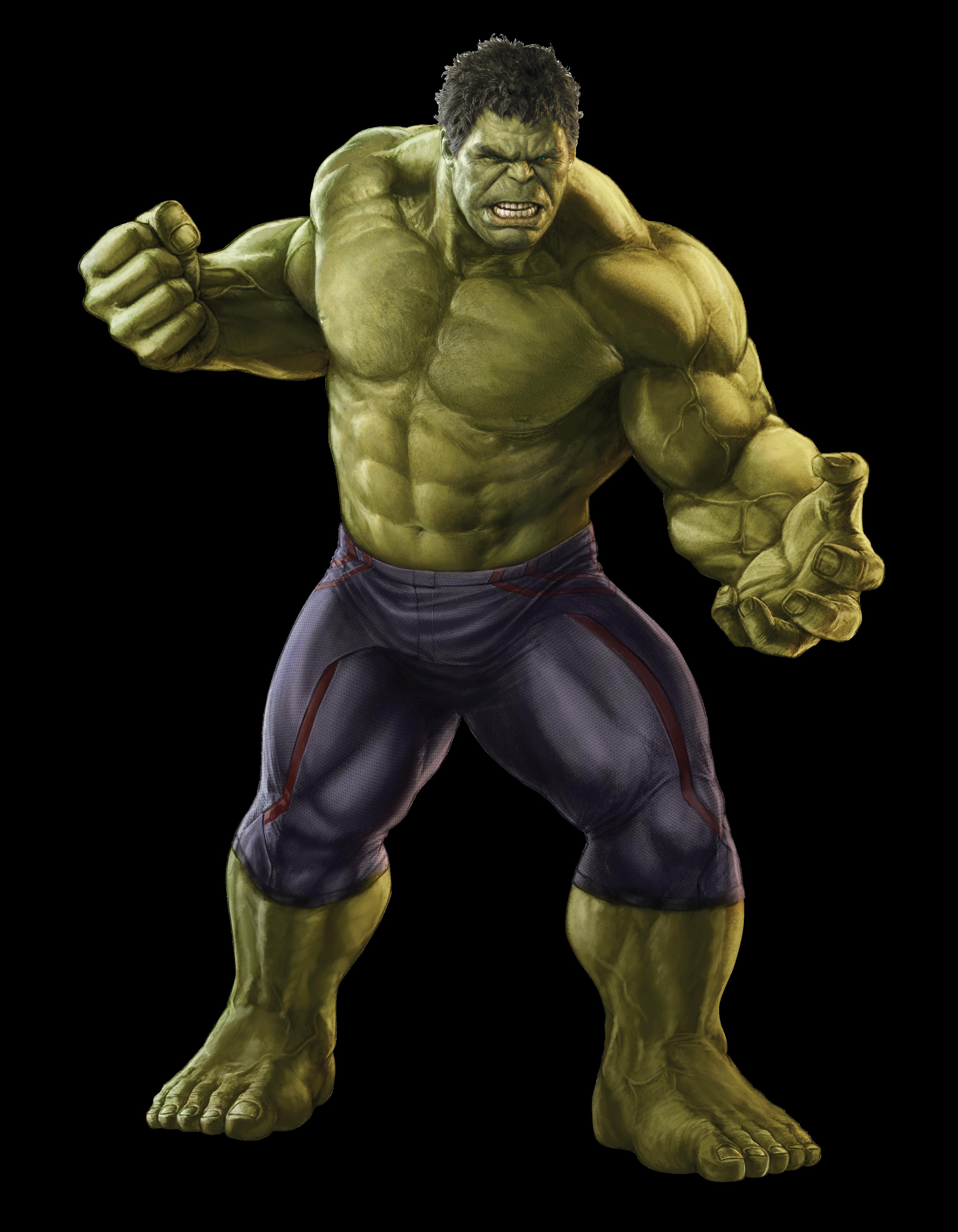 Incredible Hulk (MARVEL) - Hulk HD PNG
