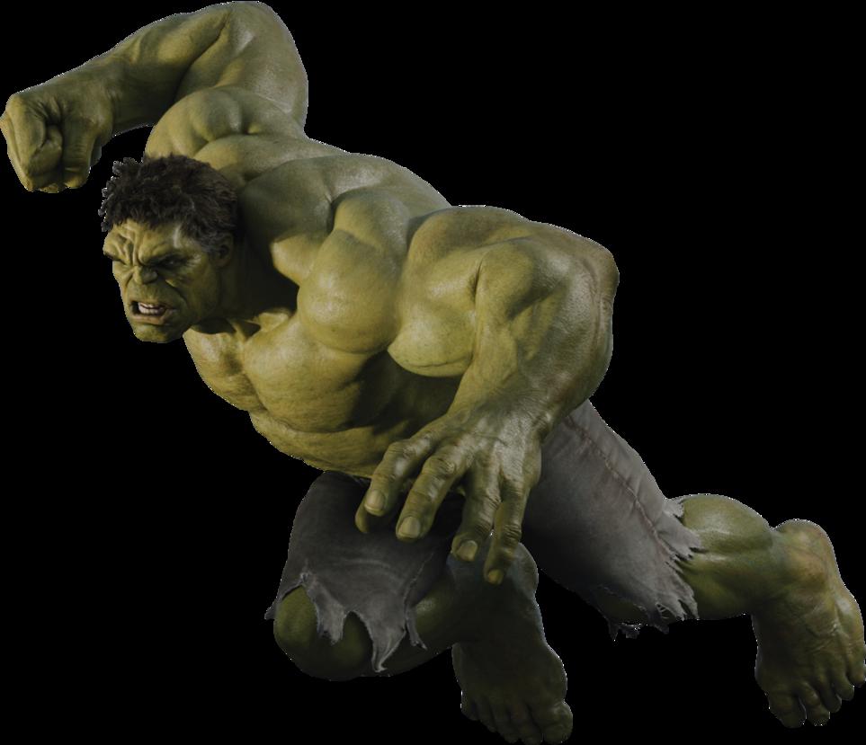 PNG Hulk by HarflyZone PlusPng.com  - Hulk HD PNG