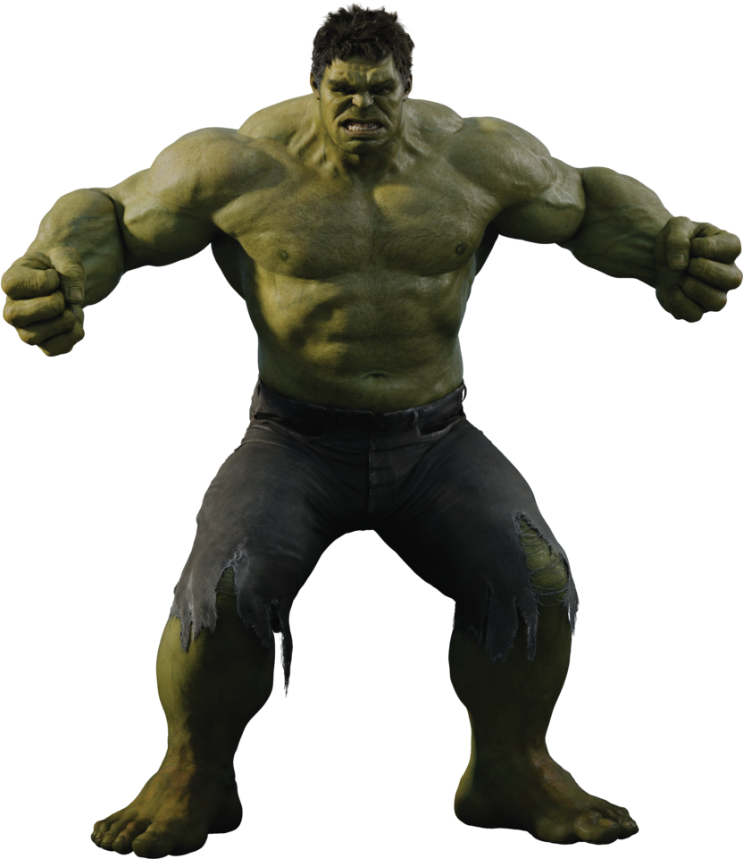 The Hulk Based On.png - Hulk HD PNG