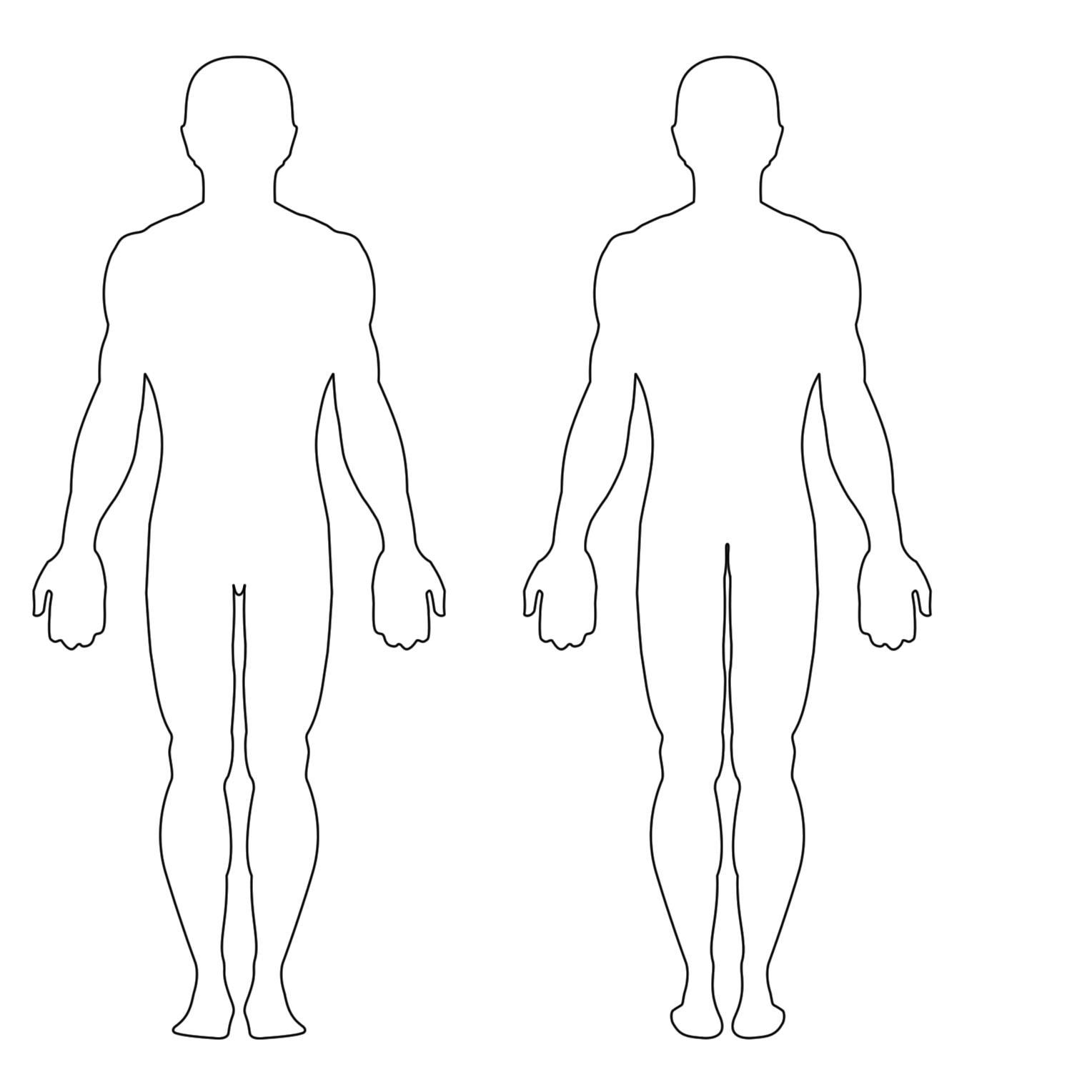 Human Figure PNG HD - 120730