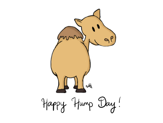 Hump Day Blues - Hump Day PNG HD