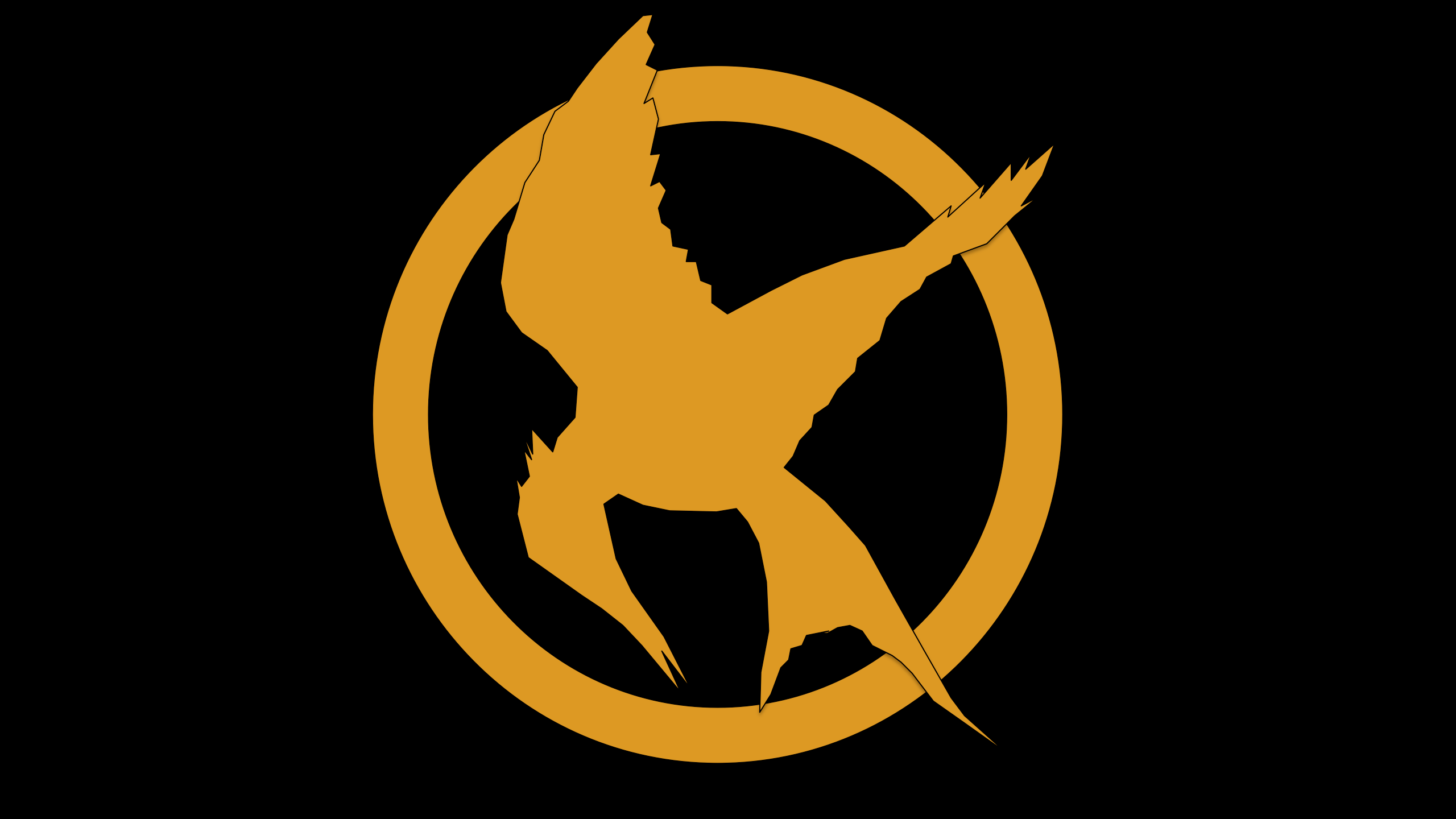 Hunger Games LA- Official logo big.png - The Hunger Games PNG