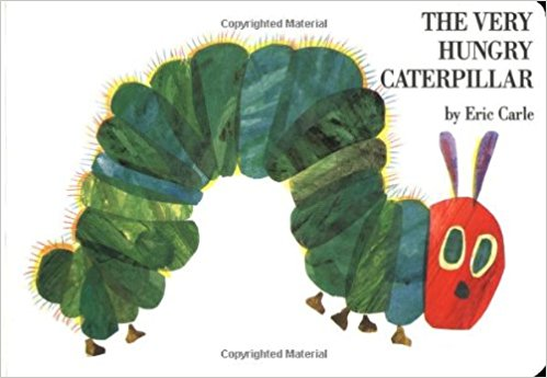 Hungry Caterpillar PNG HD - 128950