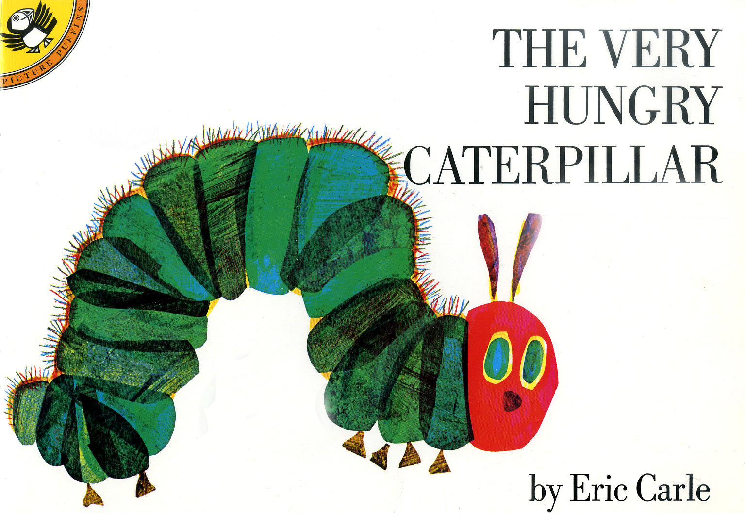 Hungry Caterpillar PNG HD - 128940