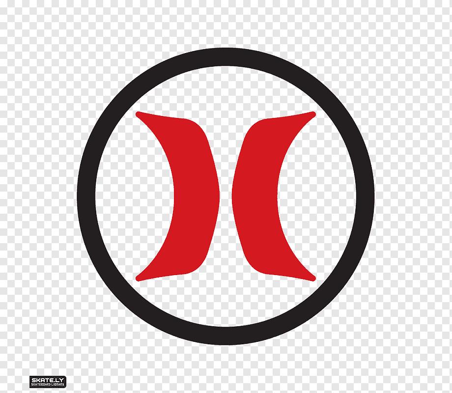 Hurley International Logo Clothing Nike Brand, Brand, Trademark Pluspng.com  - Hurley Logo PNG