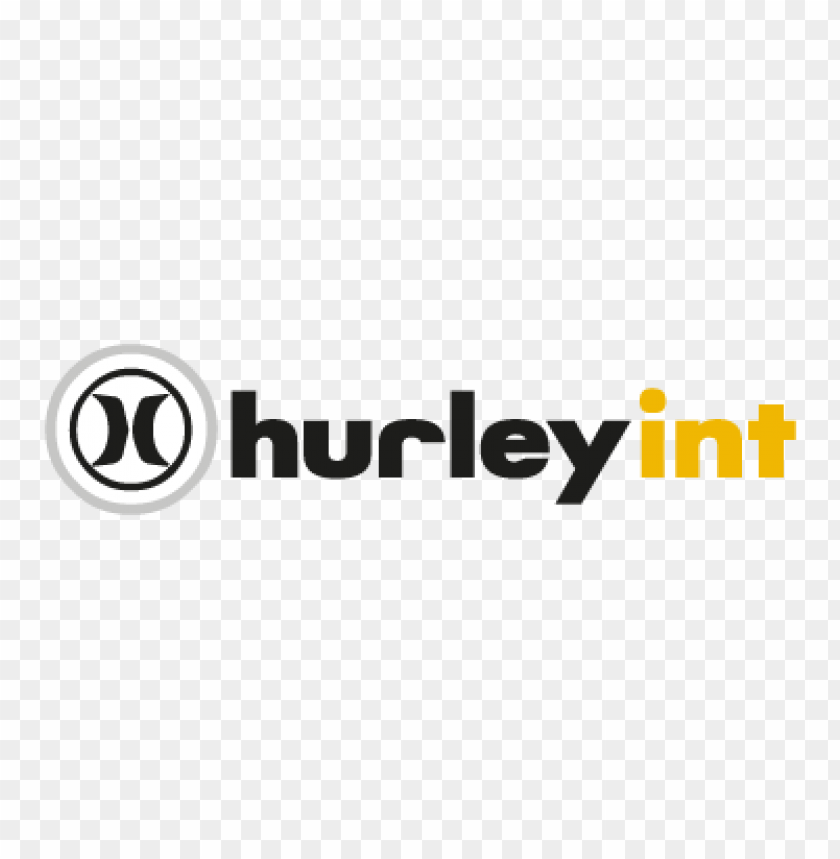Hurley Logo Vector Download F