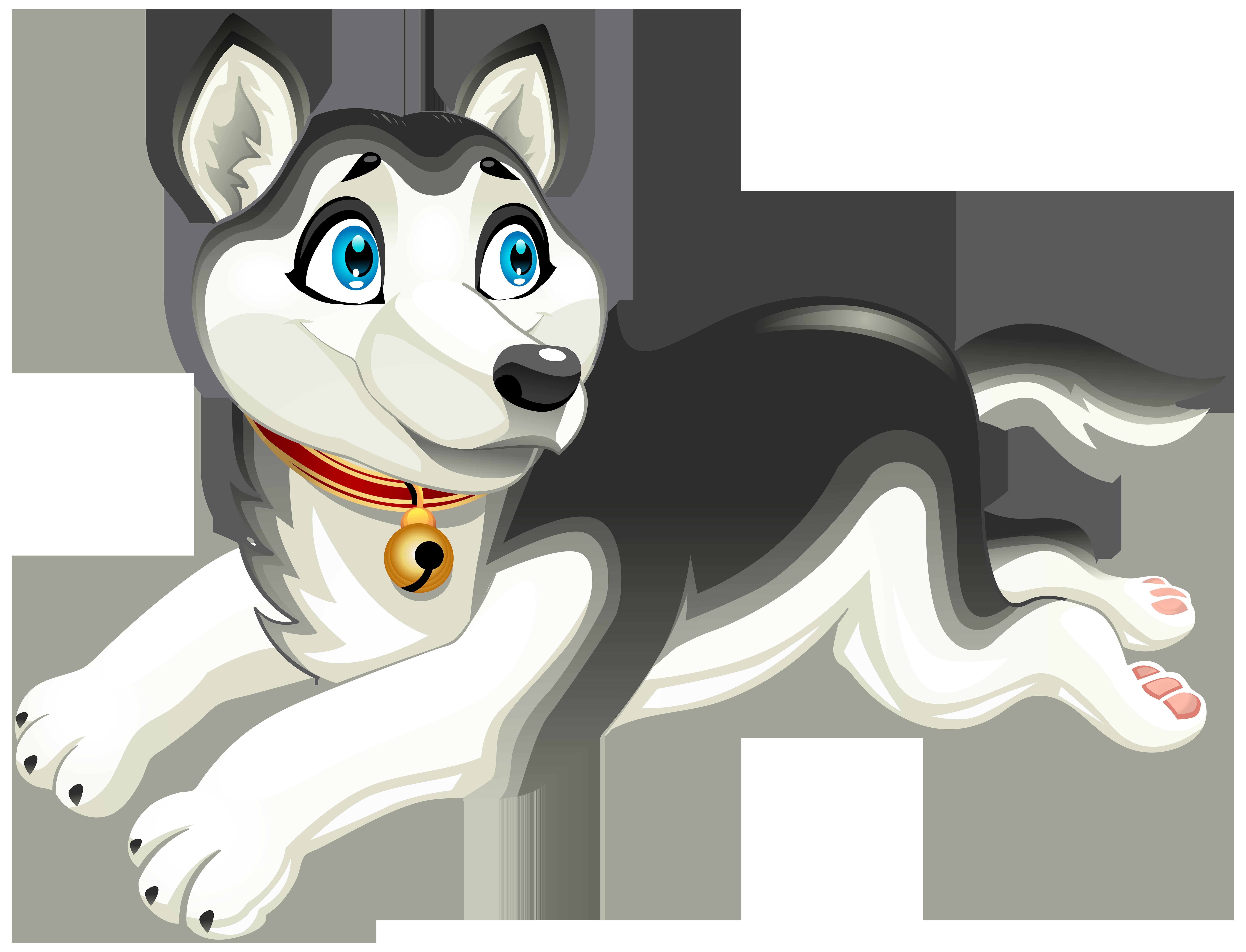 Husky Dog PNG HD - 130236