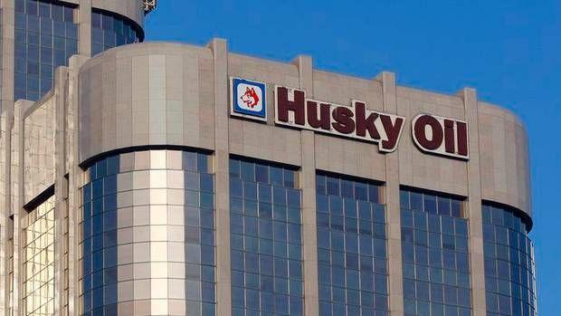 Husky Energy photo of: Husky Building - Husky Energy Logo PNG