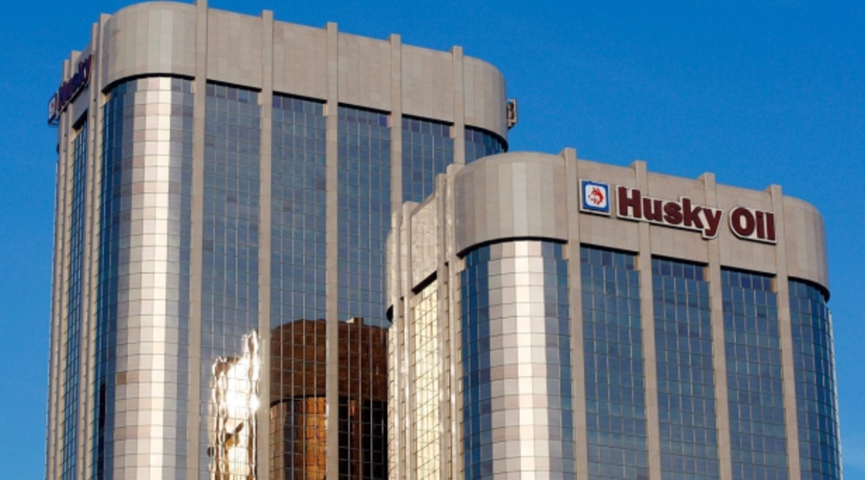 TransCanada, Husky energy companies make big profit in first quarter - Husky Energy Logo PNG
