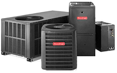 Goodman HVAC Products - Hvac PNG