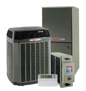 Trane HVAC System - Hvac PNG