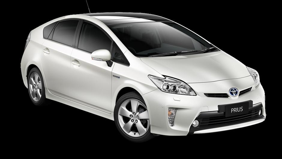 Hybrid Car PNG - 49430