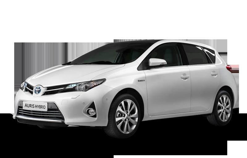 Hybrid Car PNG - 49437