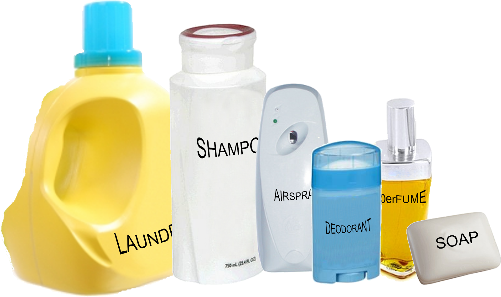 Hygiene Products PNG - 49370