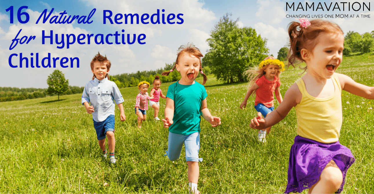 View Larger Image 16 Natural Remedies for Hyperactive Children PlusPng.com  - Hyper Kid PNG