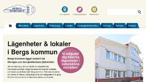 Bergs Hyreshus Aktiebolag - Hyreshus PNG