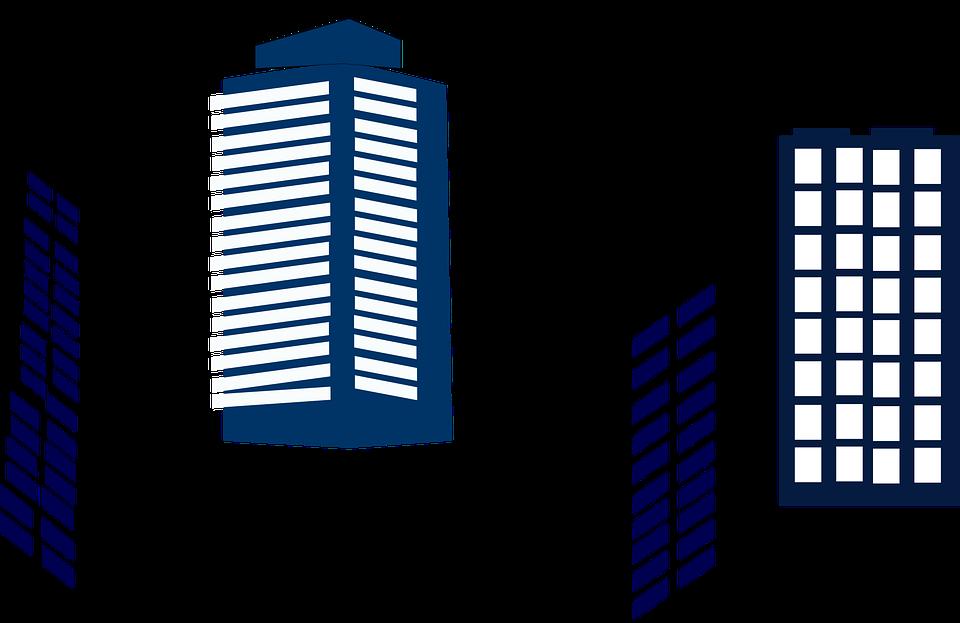 Skyskrapor, Hyreshus, Byggande, Arkitektur - Hyreshus PNG