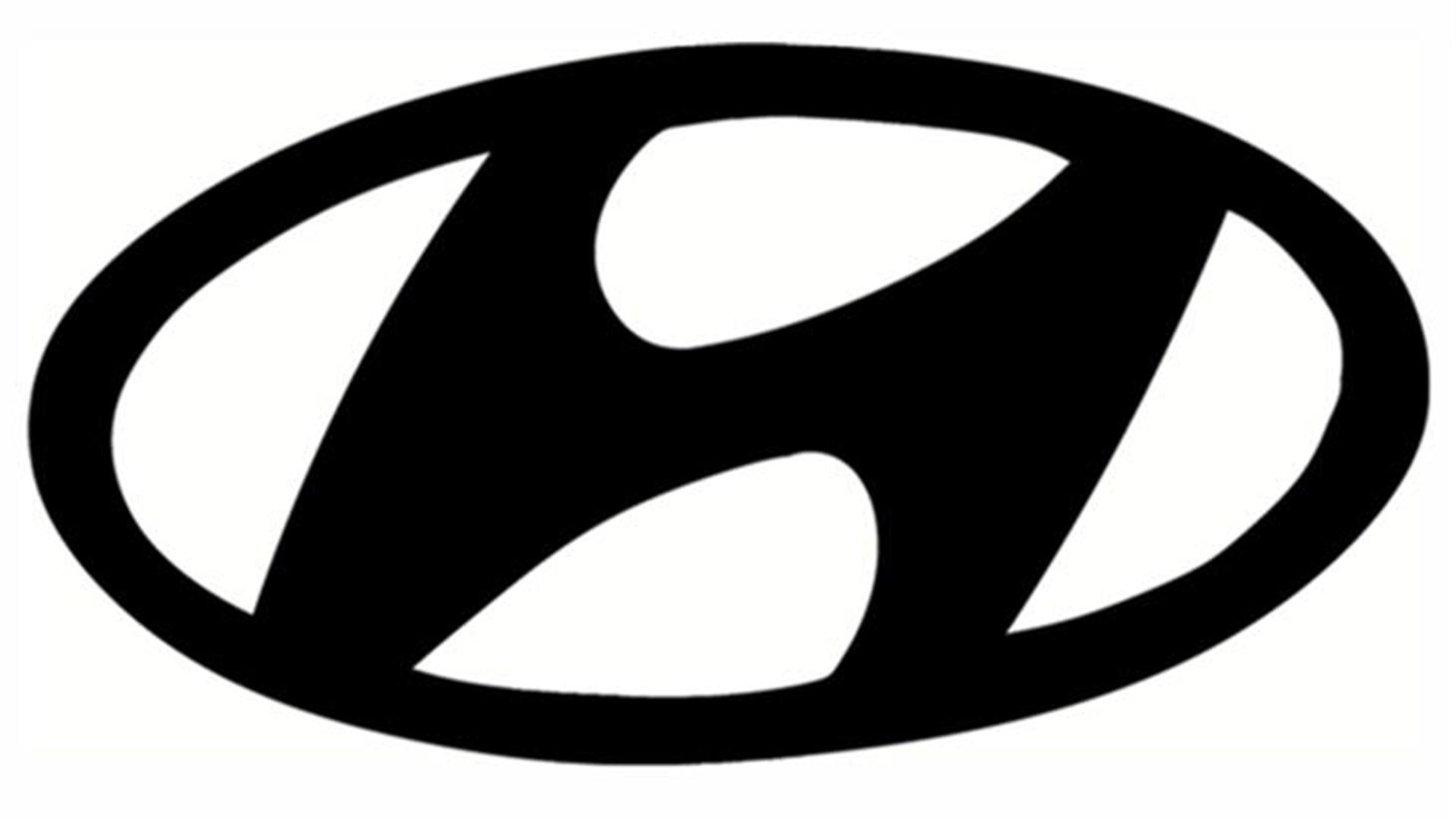 hyundai logo #351 - Hyundai Logo PNG