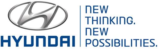 Hyundai logo with slogan.png - Hyundai Logo PNG