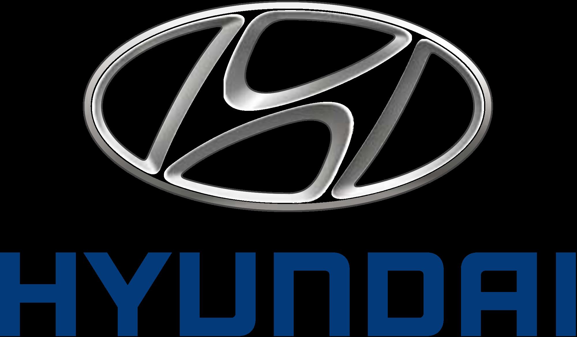 Hyundai Logo PNG Transparent Background Download - Hyundai Vector Logo PNG