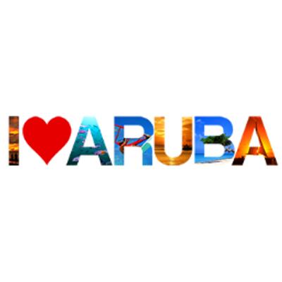 i love aruba - Aruba PNG