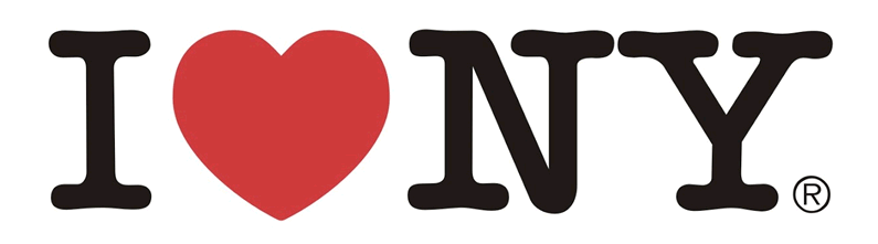 i-love-new-york-logo - I Love New York PNG