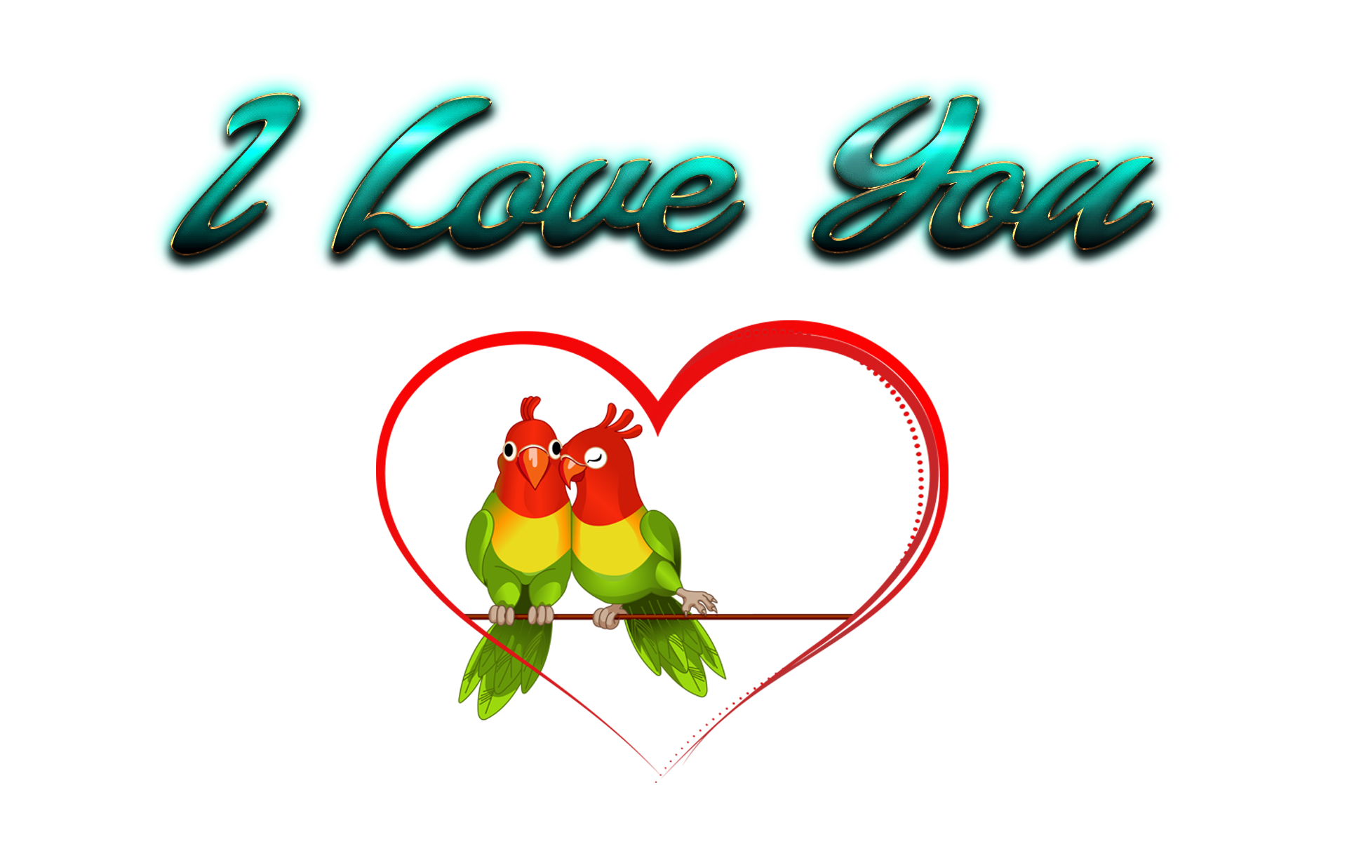 I Love You HD PNG Images - I Love U PNG HD