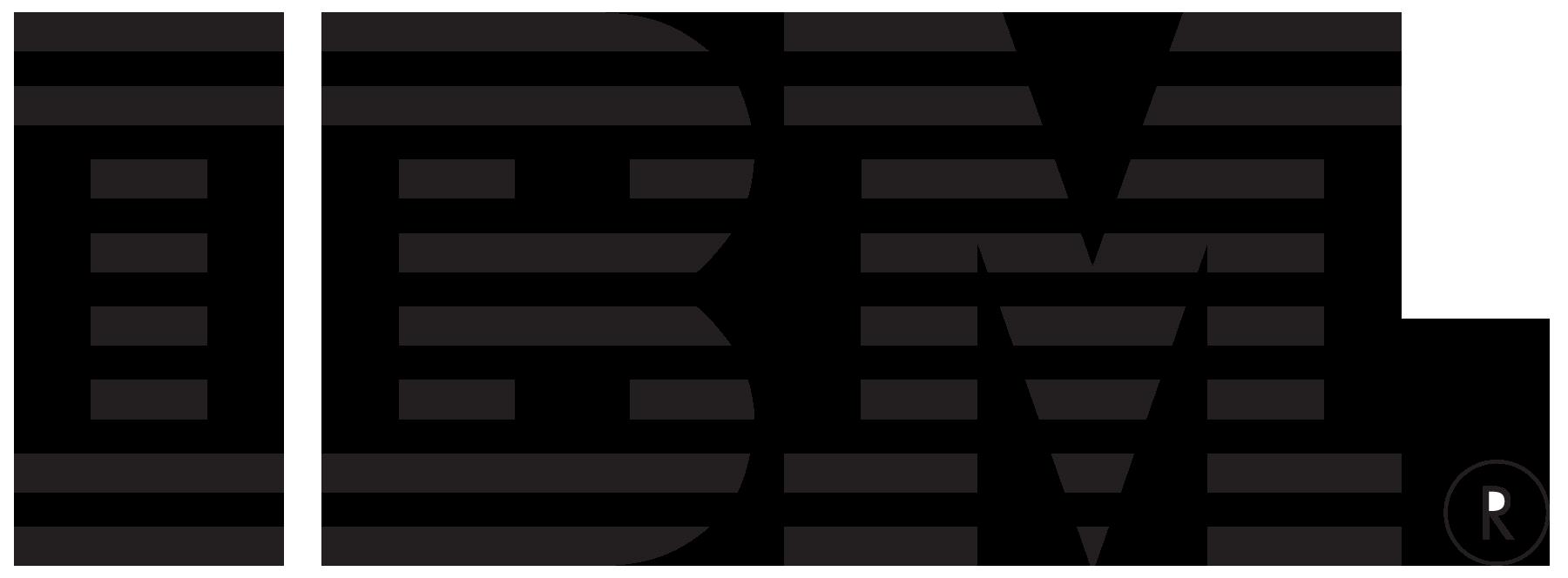 . PlusPng.com IBM logo PNG PlusPng.com  - Ibm PNG