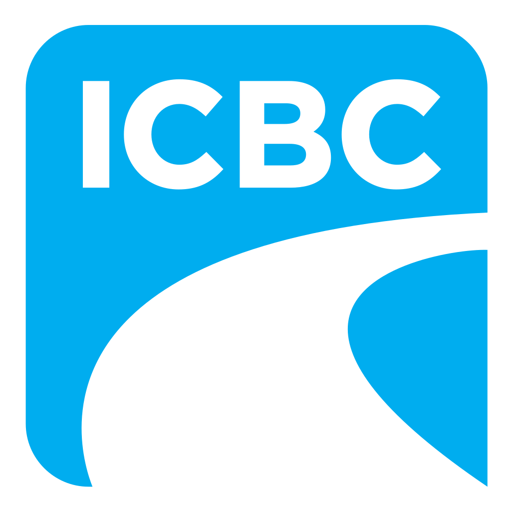 Insurance Corporation of British Columbia Logo.svg - Icbc Logo PNG