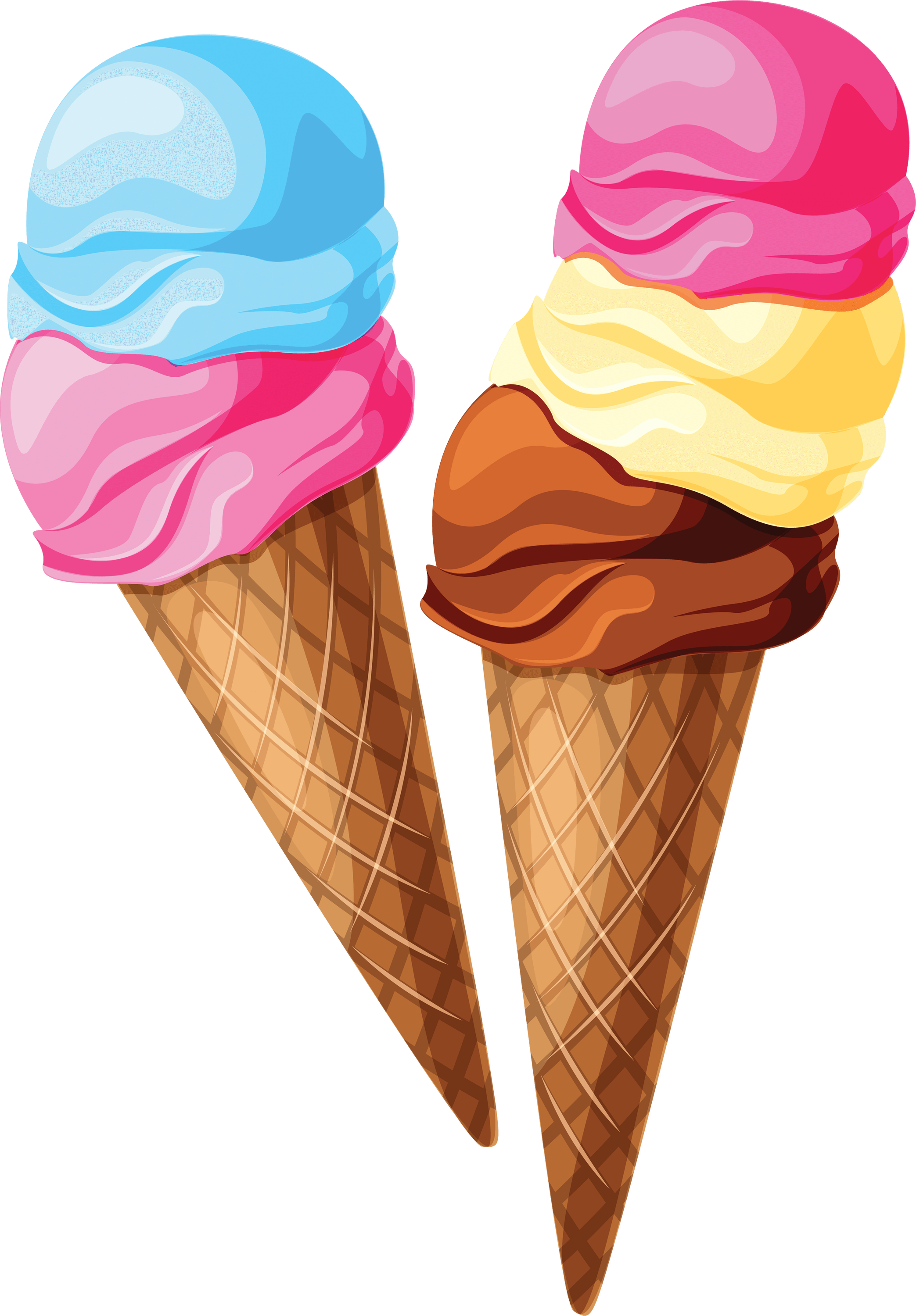 Ice Cream PNG Background - 153533