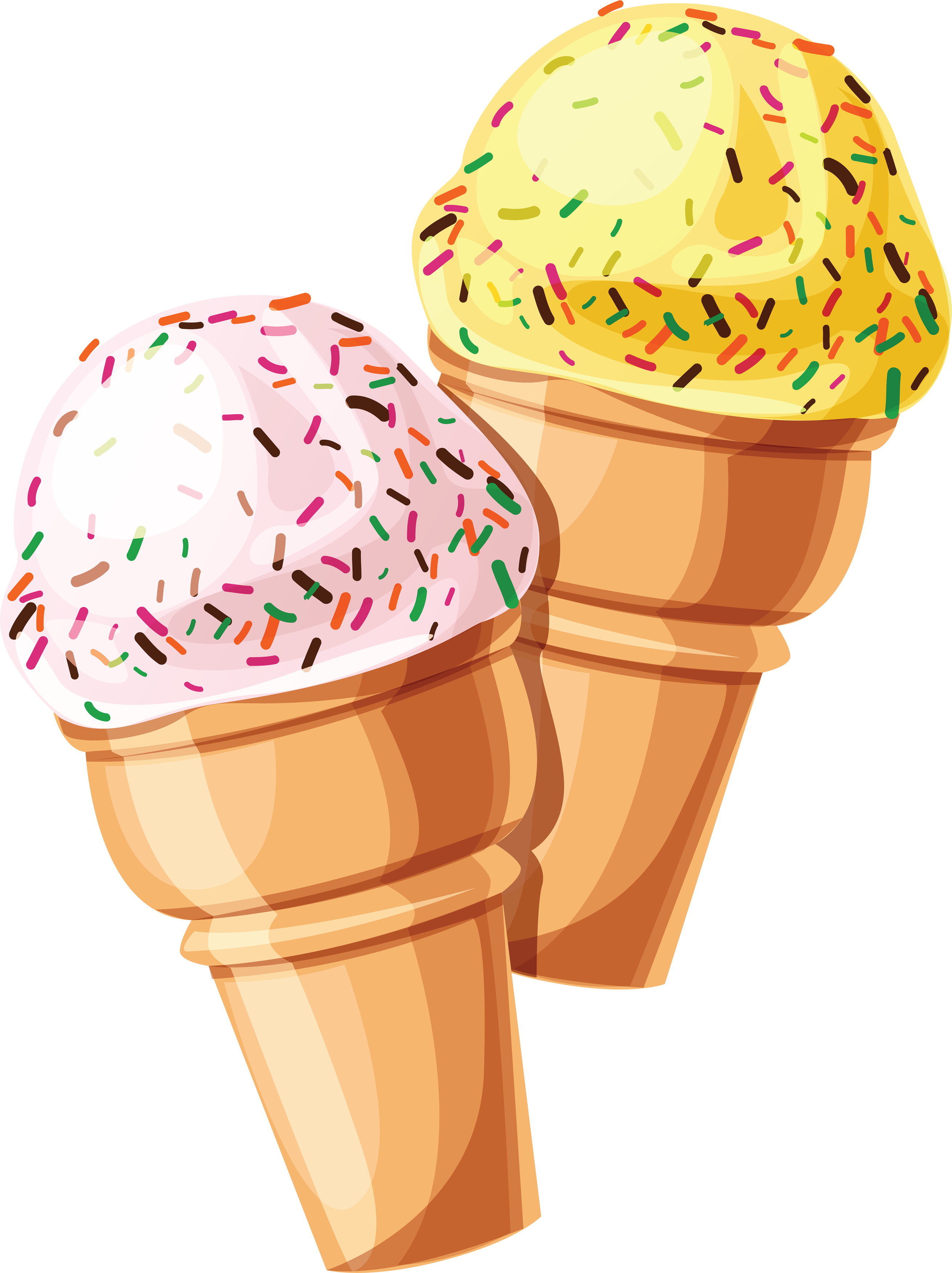 Ice Cream PNG Background - 153541