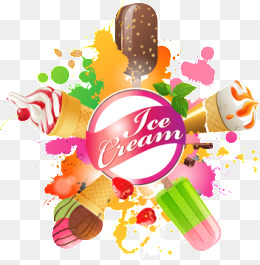 Ice Cream PNG Background - 153542