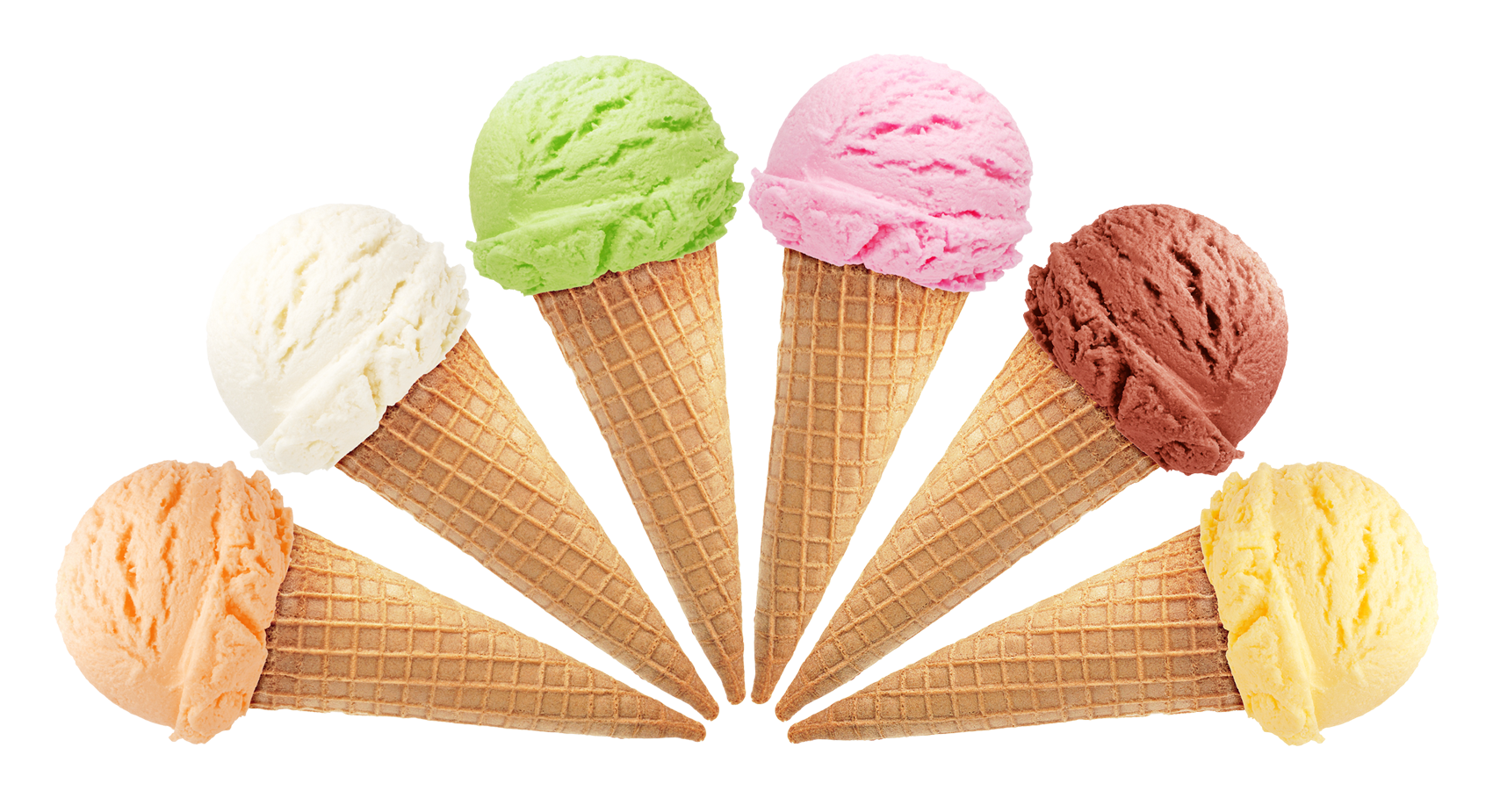 Ice Cream Cone PNG Transparent Image - Ice Cream PNG