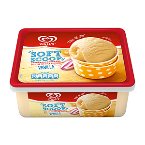 Wall - Ice Cream Tub PNG