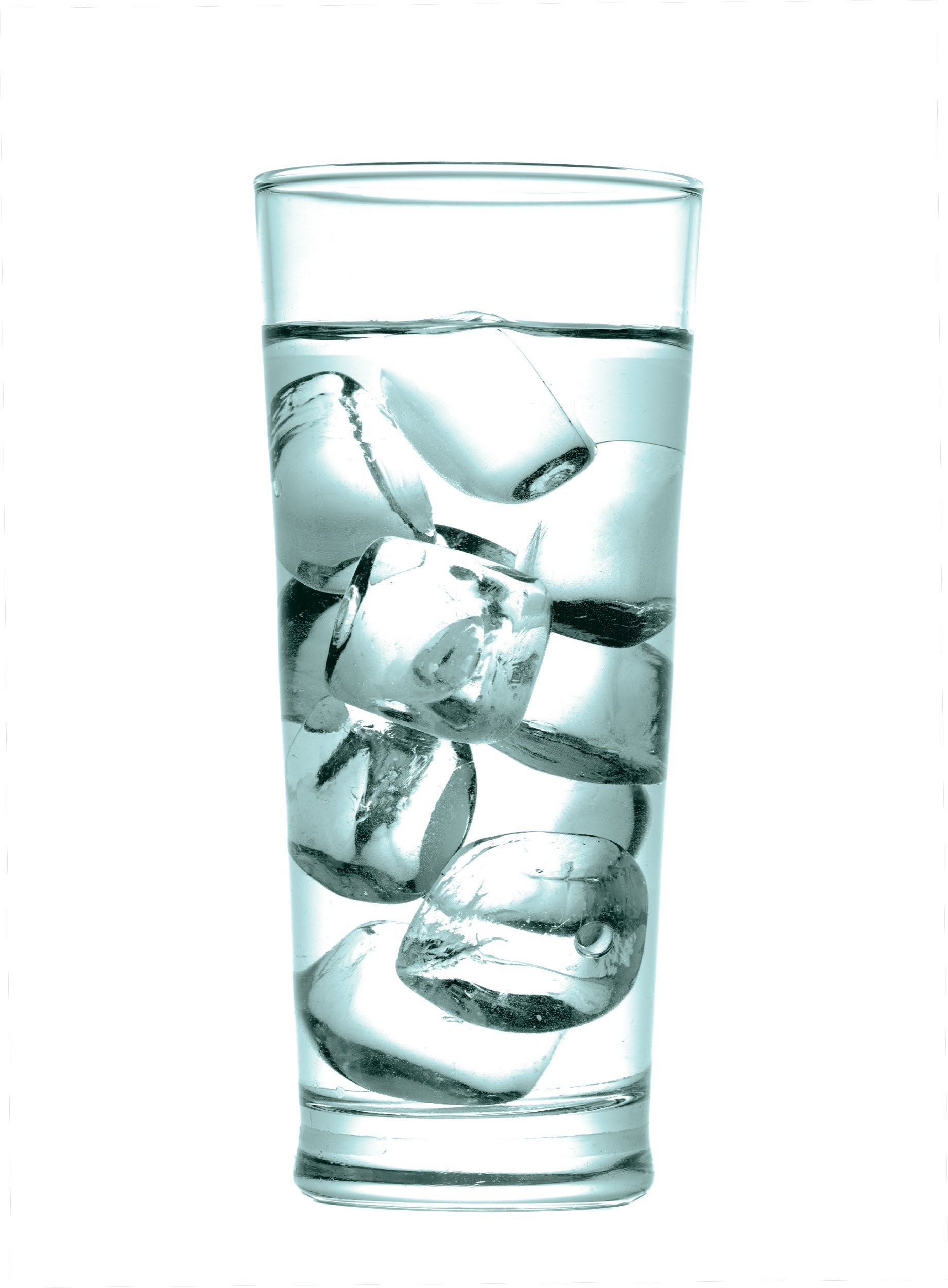 HOW TO MAKE ICE COLD DRINKING WATER 96 GEEZER TIPS LIFE HACKS - YouTube - Ice In Glass PNG
