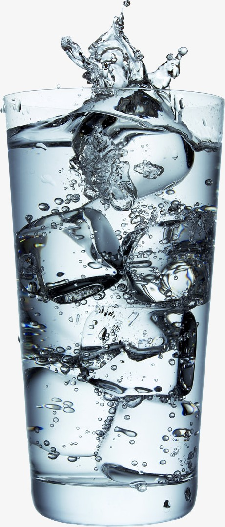 ice, Water, Glass PNG Image and Clipart - Ice In Glass PNG