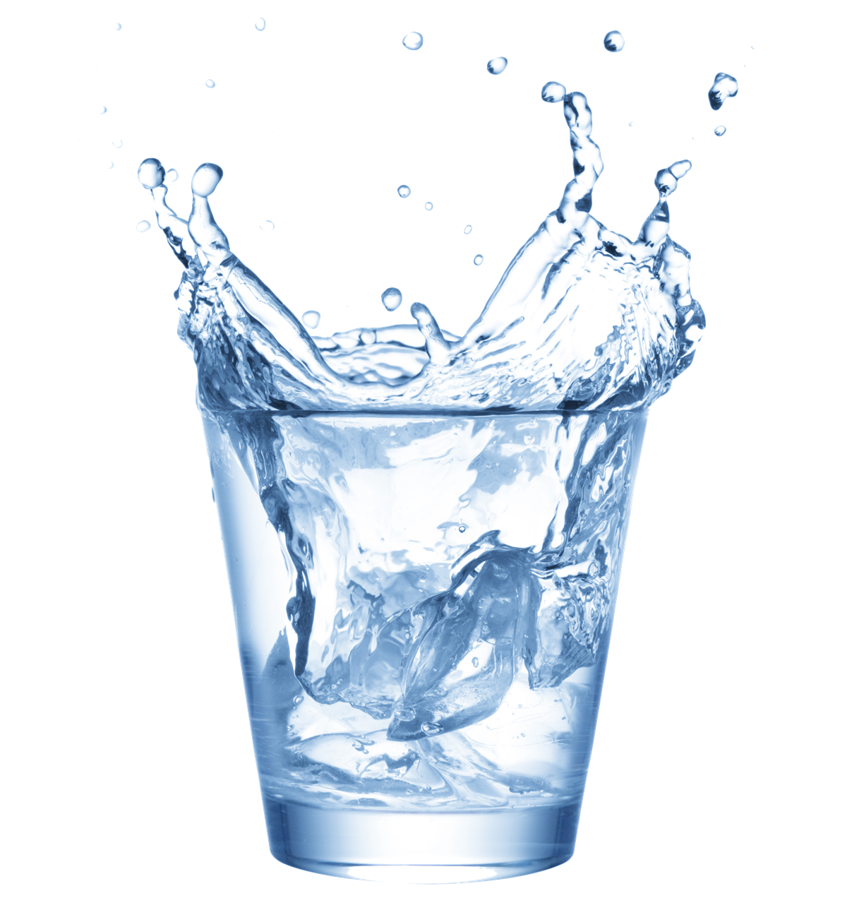 Water Glass PNG File - Ice In Glass PNG