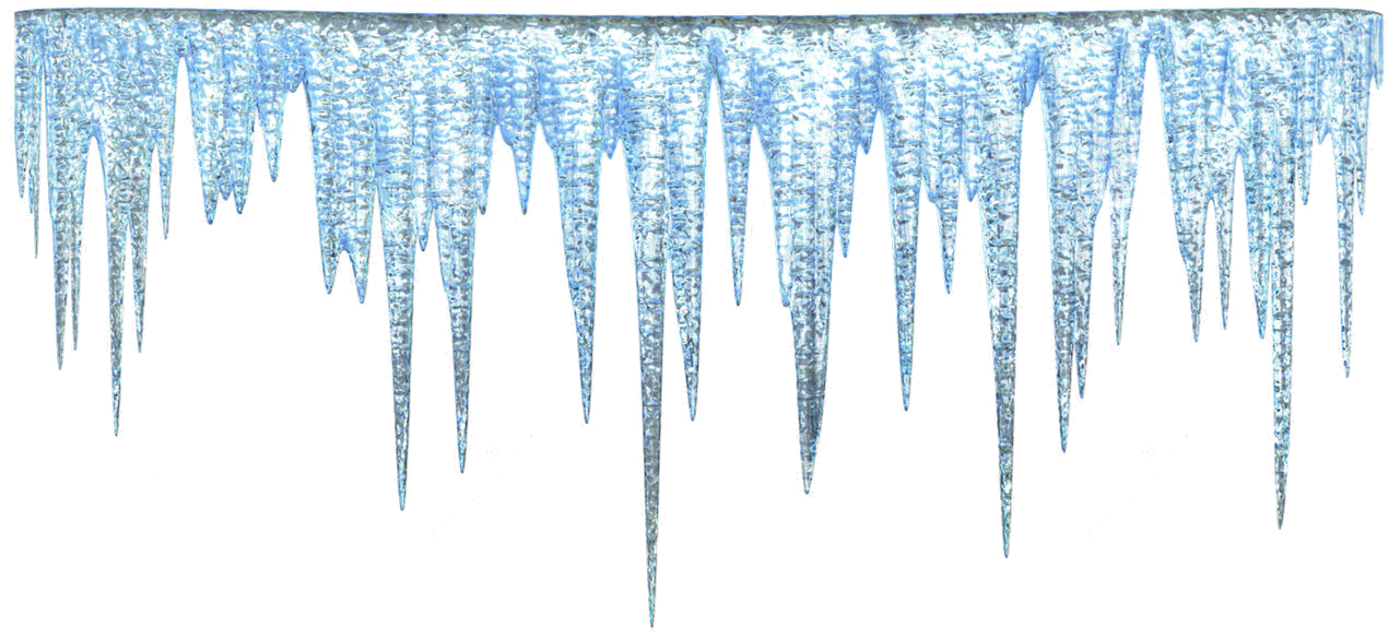 Ice Divider 2.png - Ice PNG - Icicle HD PNG