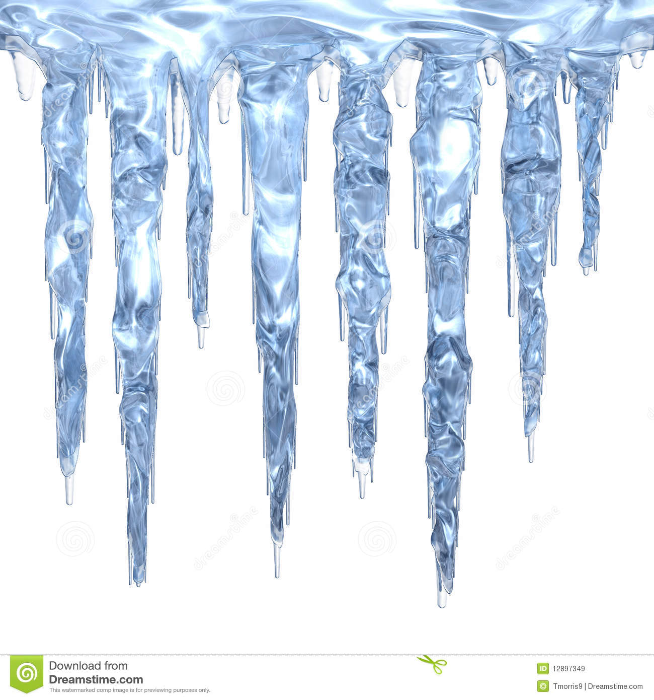 Icicle PNG - 3377