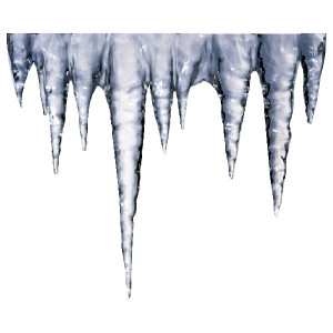Icicle PNG - 3372