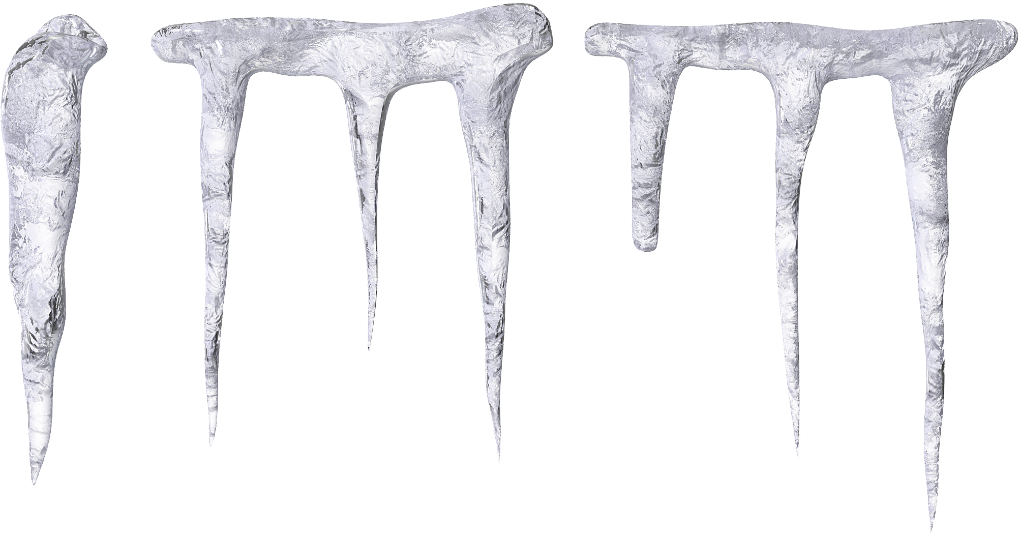 Icicle PNG - 3366